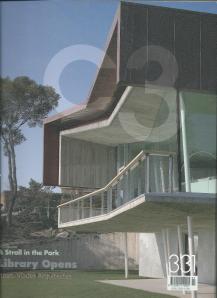 Vooromslag van C3, nummer 331 'Library Opens'