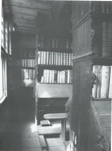 Interieurfoto van Librije Enkhuizen