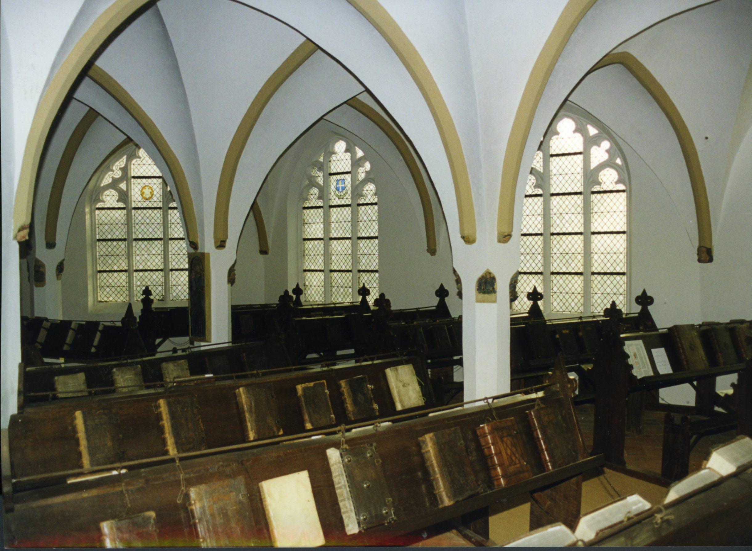 Foto van de Librije in Zutphen