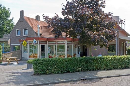 Cafetaria 'Pinkeltje' in Rijswijk