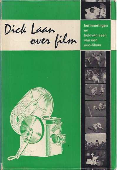 Vooromslag van het door Focus uitgegeven boek: Dick Laan over film