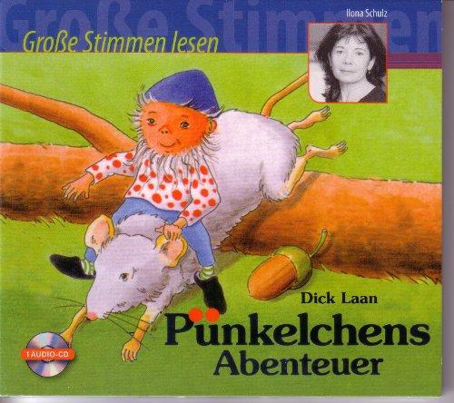 Ook luisterboeken van Pünkelchen' zijn populair, ingesproken door Ilona Schulz