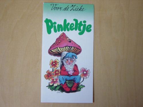 Troostkaart Pinkeltje voor zieke kinderen