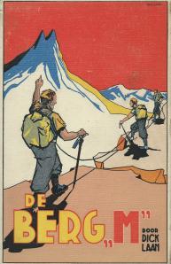 """Dick Laan: 'De berg """"M""""', 1935"""