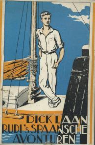 Dick Laan: Rudi's Spaansche avonturen, 1931