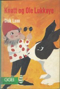 Noorse uitgave van Pinkeltje, Knott genoemd