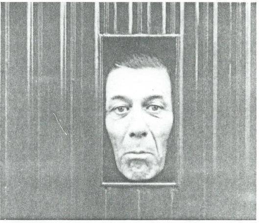 Dick Laan, de vader van 'Pinkeltje' bij Teisterbant.
