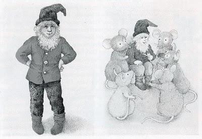 Vanaf 1982 zijn de Pinkeltje-boeken bewerkt door Corrie Hafkamp (geboren 15 augustus 1929) en geïllustreerd door Dagmar Stam (geboren 10 september 1943). Bovenstaand een tekening van Dagmar Stam.