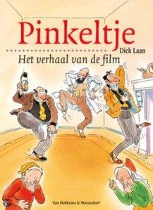 Pinkeltje het verhaal van de film, door sommigen feitelijk niet terecht als het 30ste Pinkeltje-boek beschouwd
