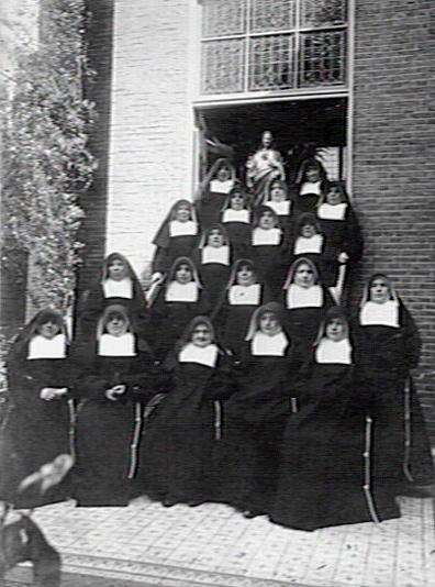 Zusters Franciscanessen van Bennebroek, St. Luciaklooster (KDC-Nijmegen)