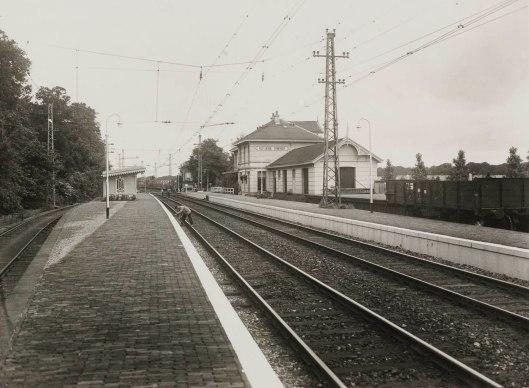 Station Vogelenzang-Bennebroek, 1930