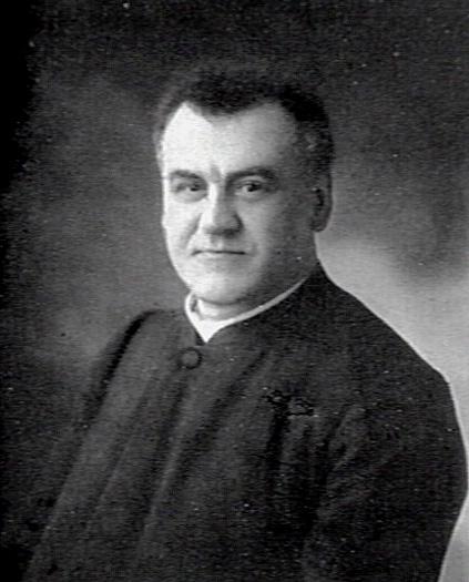 De heer F.J.M.Wassen, pastoor in Bennebroek van 1915-1937