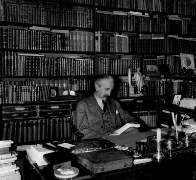 De mysterieuze bibliomaan