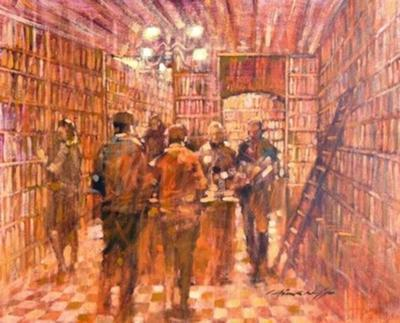 David Hinchliff: Art for the Bibliophile (2012)