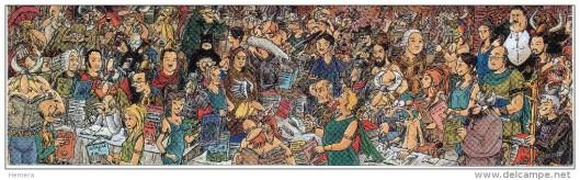 Gaillac médiathèque. Salon du livre 1999