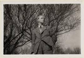De latere dichter-schrijver Michel van der Plas (famillenaam Brinkel) als seminariestudent op Hageveld