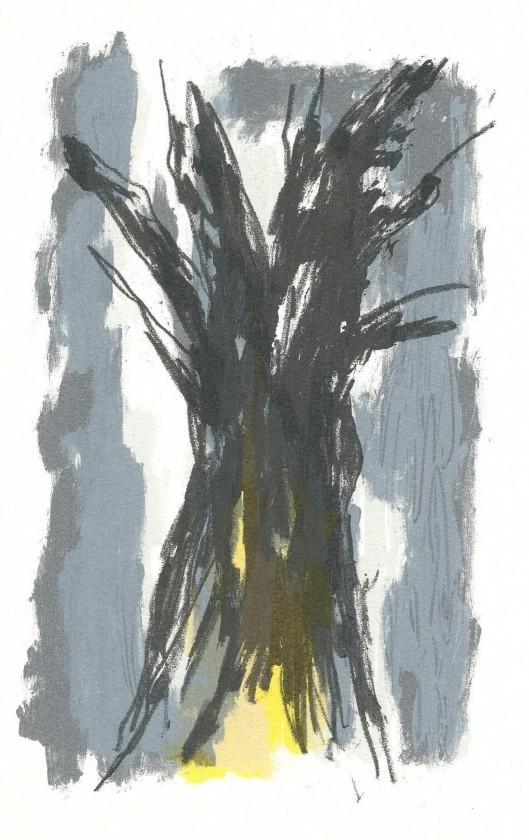 Illustratie bij 'Kraantje Lek' door Erik Prins