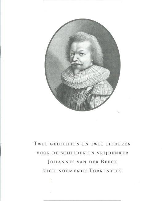 Bij gelegenheid van de verschijning van het boek van Wim Cerutti verscheen een brochure met 2 gedichten en liederen van Sylvia Hubers, Nuel Gieles, Michaëla Bijlsma/Erik van Beek/Teke Bijlsma en Bies van Ede.