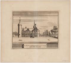 Gravure van het Huis te Meemstede en de Pons Pacis door Jacobus Schijnvoet uit 1711 naar een tekening van R.Roghman. In 1721 met 59 andere kastelenprenten gepubliceerd onder de titel 'Nederlandsche Oudheden' van Ludolf Smits. In 1737 verscheen een tweede, door P.Langendijk vermeerderde druk.