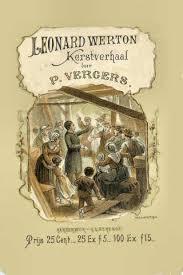 Leonard Werton. Kerstverhaal door Pieter Vergers
