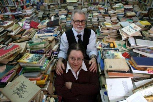 Pools bibliofielenpaar (foto Bartosz Bobkowski)