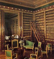 Kasteel van Compiègne: bibliotheek