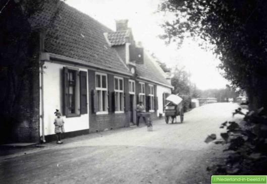 'de Kapel', Manpadslaan 1-7 Heemstede, 1930 (Beeldbank Nederland)