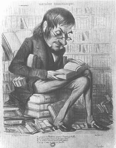Charles Nodier: le Bibliomane. Illustratie van Maurice Leloire. Paris, L.Conquet, 1893.