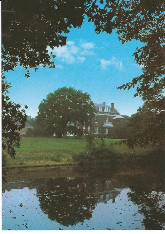 Mariënheuvel met vijver, Heemstede