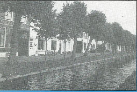 De Reek Bennebroek. Voorzijde gemeentegids 1989