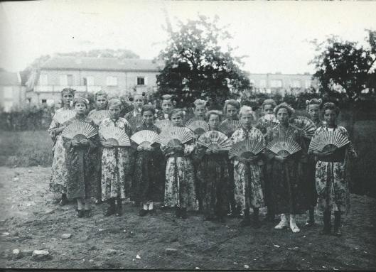 In 1922 werd in het Vereenigingsgebouw een druk bezochte missietentoonstelling gehouden ter ondersteuning van het werk van missionarissen in Afrika en elders.
