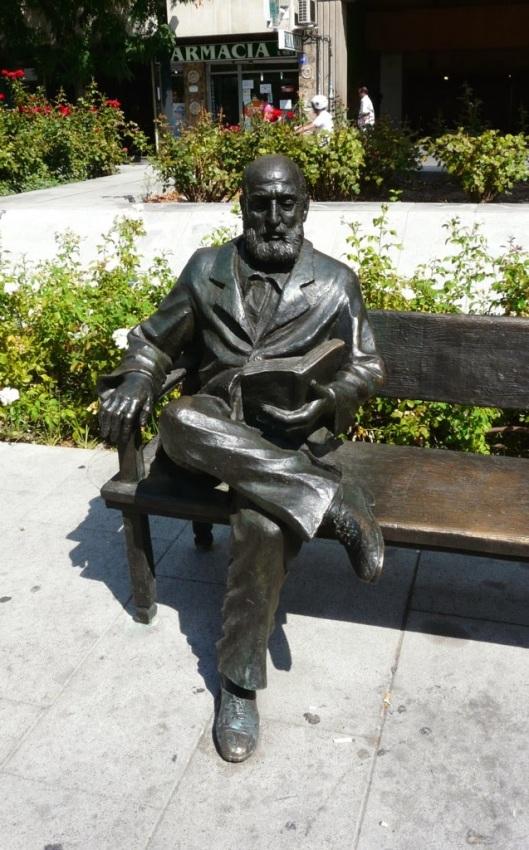 Pedro Antonio de Alarcón (1833-1891), Spaans schrijver en politicus in Madrid