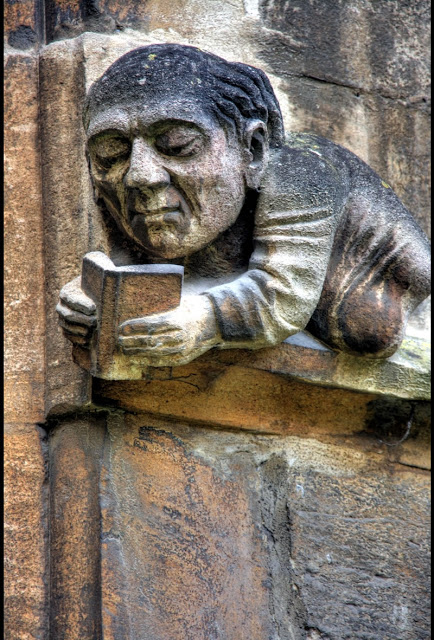 Balliol College Library, Oxford