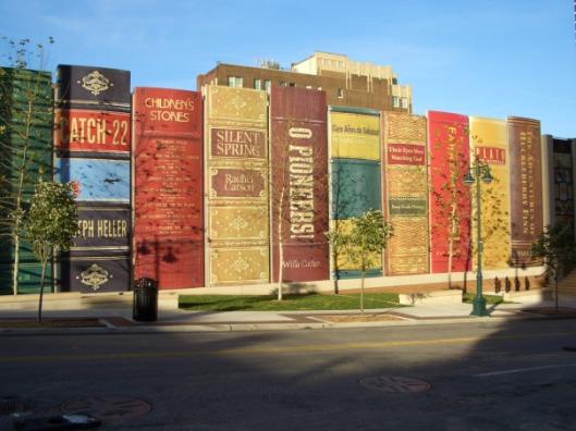 Openbare bibliotheek Kansas, USA