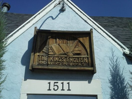 King's English bookshop. Salt Lake City, Utah, USA