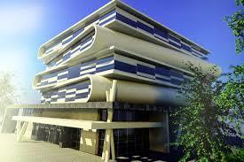 Nieuw bibliotheekgebouw van Artvin Coruh Universiteit, Turkije. 6.600 vierkante meter, 4 verdiepingen in de vorm van boeken. Te openen in 2014