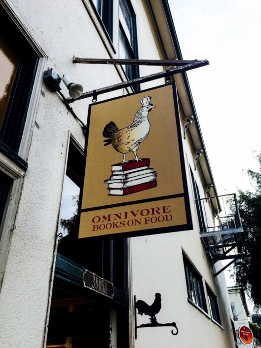 Omnivore: books on food; gespecialiseerde boekwinkel in San Francisco, Californië