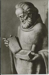 De H.Judas Thaddeus, in de St. Lambertuskerk van Münster