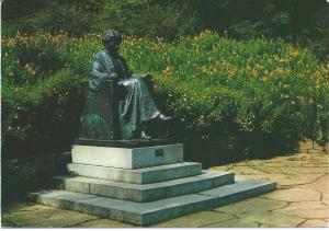 Standbeeld van de Zweedse schrijfster Selma Lagerlöf