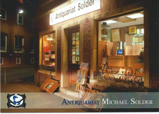 Antiquariat Solder in Münster