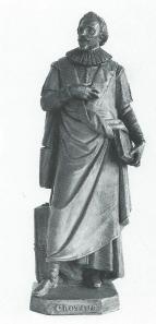 Beeld van Grotius