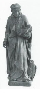 Beeld van Erasmus
