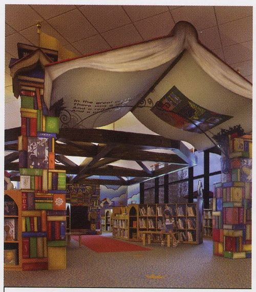 Southfield Public Library, Southfield. Michigan, USA