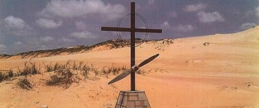 Het op 22 juni 2013 onthulde monument op Smirnoff Beach met een plaquette in Noord-Australië waar de herinnering aan Iwan Smirnoff levendig wordt gehouden.