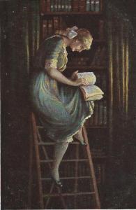 Der Bücherwurm (Gd.P.von Erlang)