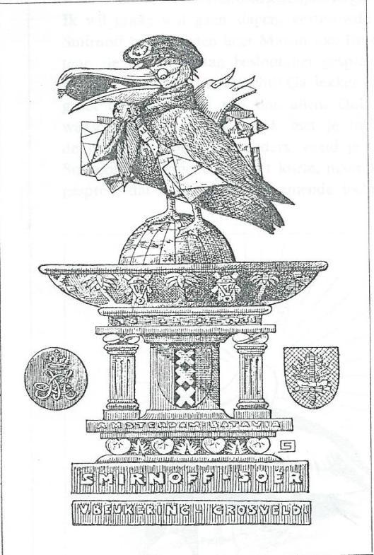 Kolonel b.d. J.C.P.W.A.Steenkamp tekende dit huldeblijk voor de Pelikaan-vlucht