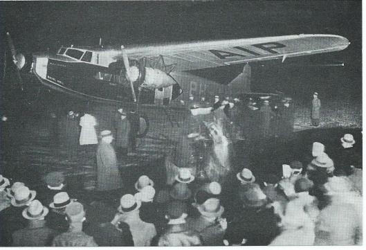 De Pelikaan 's avonds vóór het vertrek van Schiphol