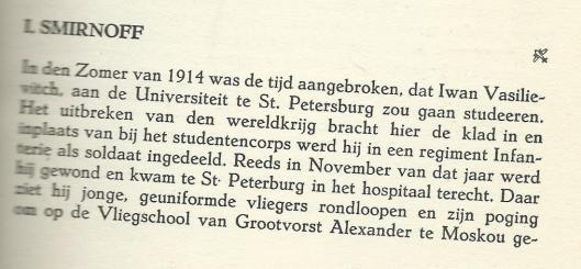 Uit: Nederlandsche Luchtvaarders. Samengesteld door L.C.graaf van Limburg Stirum. Utrecht, 1936