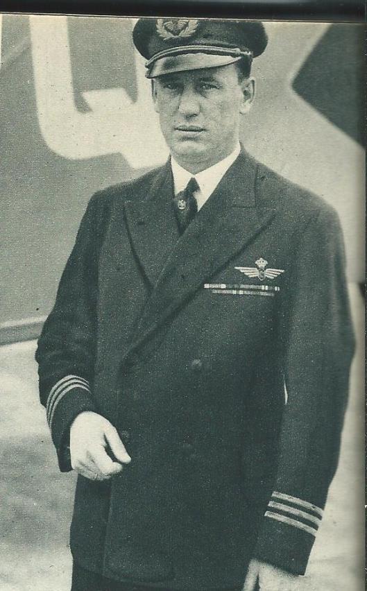 I.Smirnoff. Uit: Nederlandsche Luchtvaarders.