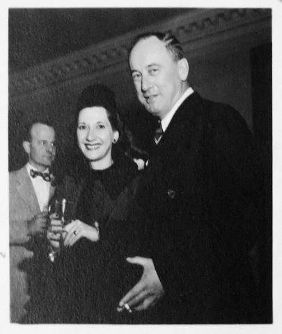 Smirnoff, 17 augustus 1948 gefotografeerd